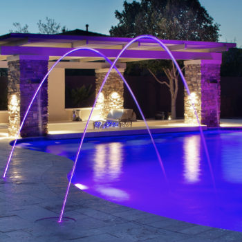 LED Deck Jets