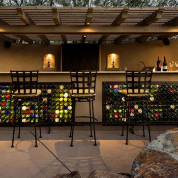 Custom Wine Bar