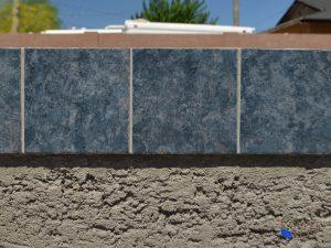 "6"" x 6"" Waterline Tile"
